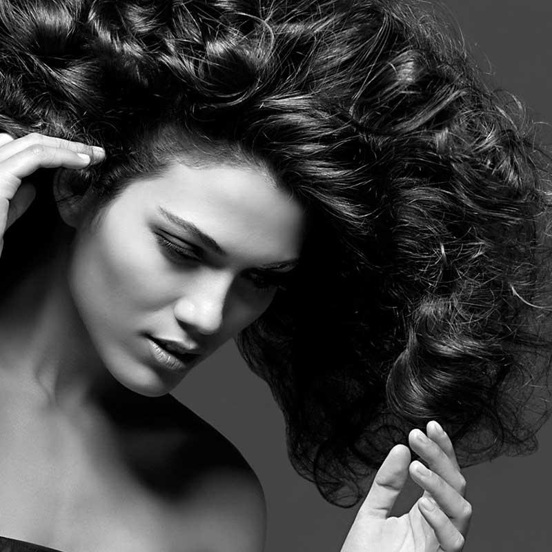 Kelly Teggin Hair